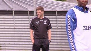 Gerrard: I've missed the buzz of walking out into full stadiums