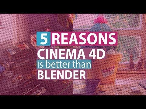 Cinema 4D - Cover