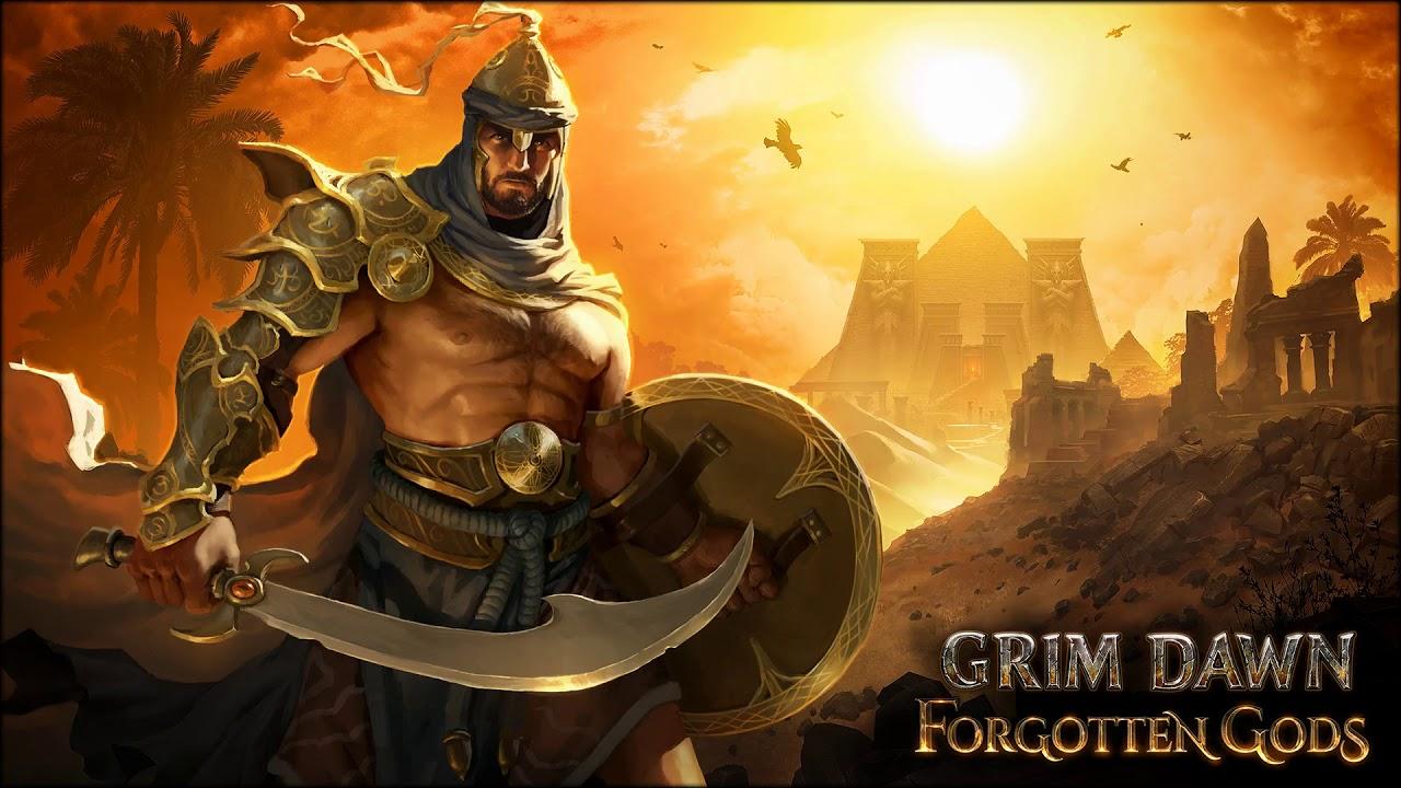 Grim Dawn: Forgotten G...