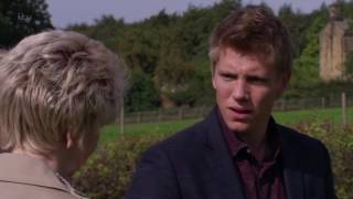Diane Argues With Robert At Sarah's Graveside - Emmerdale