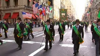 A Taste of St Patricks Day in New York City