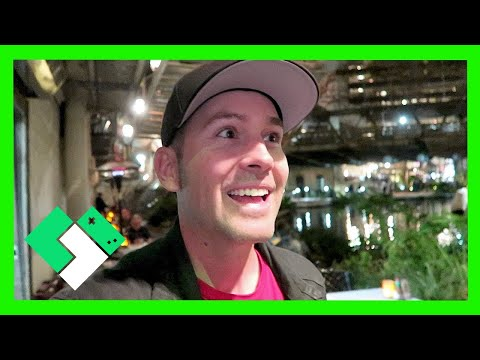 FIRST TIME IN SAN ANTONIO (1.28.16 - Day 1398)
