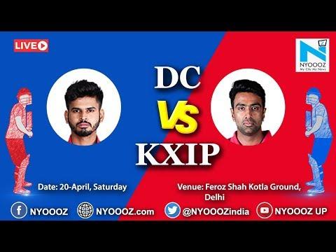 Live IPL 2019 Match 37 Discussion: DC vs KXIP | Delhi Capitals - 66/1, Shikhar Dhawan Batting At 36