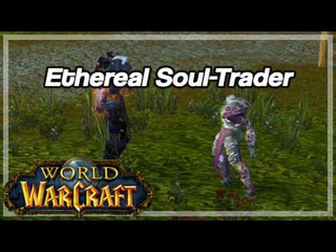[World Of Warcraft] Ethereal Soul-Trader