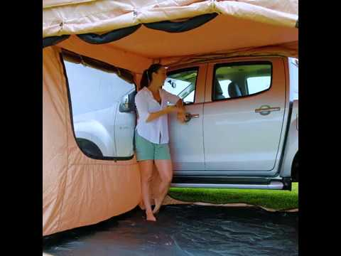 Access your car from your tent – benefits of an Adventure ...