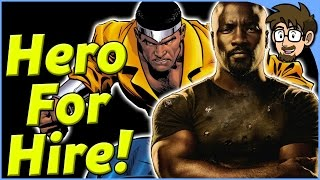 History of Luke Cage! (Power Man)