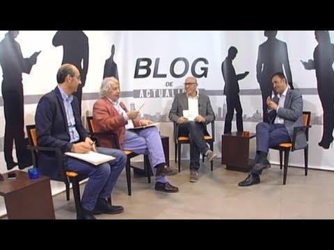 Programa BLOG DE ACTUALIDAD con Natxo Bellido, portavoz de Compromís en Alicante PARTE 2