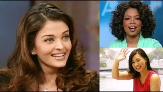 Aishwarya Rai and Tara on Oprah thumbnail