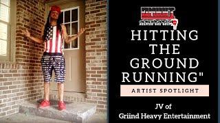 Artist Spotlight: JV (On My Hip Hop Ish)