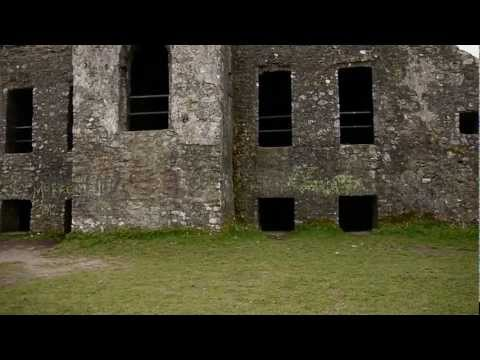 The Hellfire Club (Hell Fire Club), Montpelier Hill, Dublin. Abandoned 18th Century Lodge...