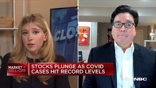 There will be big upside following current choppiness: Fundstrat's Tom Lee