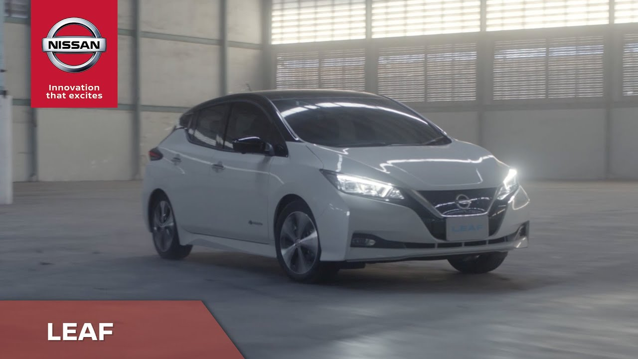[NISSAN LEAF] คุณเคยคิดว่ารถยนต์ไฟฟ้าน่าเบื่อและขับไม่สนุกใช่มั้ย?