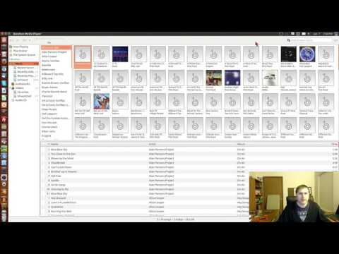 Managing Music Files on Linux