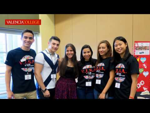 Valencia College International Students Orientation Fall 2015