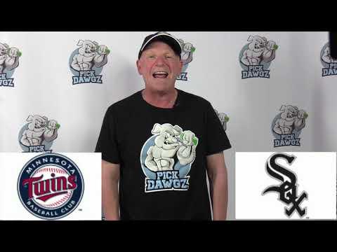 Chicago White Sox vs Minnesota Twins Free Pick 7/25/20 MLB Pick and Prediction