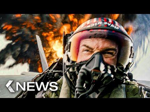 Top Gun 2: Maverick, Thor 4: Love and Thunder, Birds Of Prey 2, Artemis Fowl... KinoCheck News