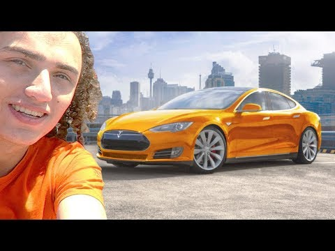 HOW TO GET A FREE TESLA!