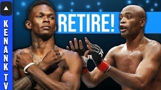 Why Israel Adesanya BEATS & RETIRES Anderson Silva! | UFC 234: Full Fight Breakdown Prediction