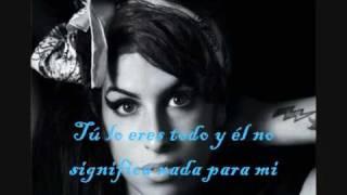 I Heard Love Is Blind - Amy Winehouse (Subtitulos en Español)