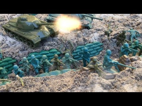 Army Men: Attack the Trench | The General