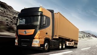 Meet Dongfeng Trucks - Introducing DFCV