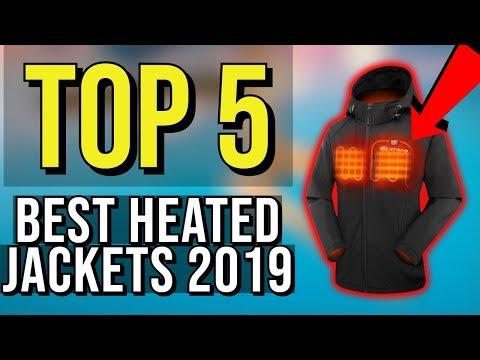 ✅ TOP 5: Best Heated Jacket 2019