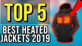 TOP 5: Best Heated Jacket 2019