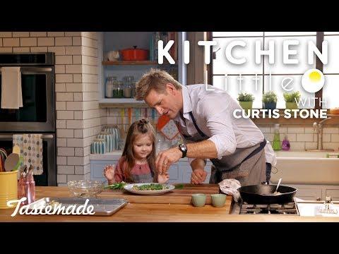 Curtis Stone's Curious Cauliflower Dish I Kitchen Little