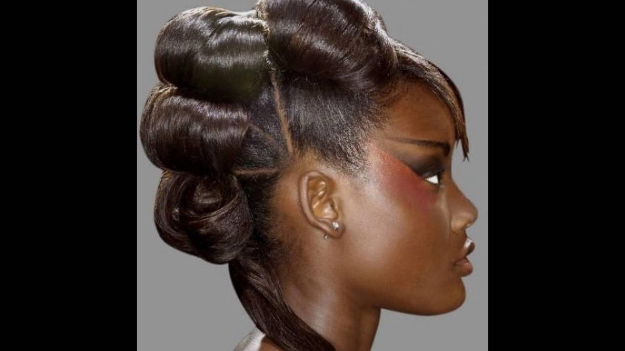 Afrikanische Hochzeit Frisuren Youtube