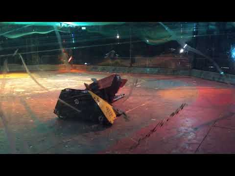 Mechatrons Robots Of Destruction Dublin 2018: Thor Vs IA6