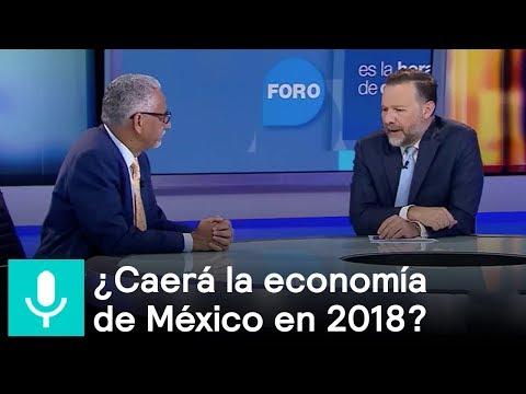¿Caerá la economía de México en 2018? Comunismo: un programa que asusta - Es la Hora de Opinar