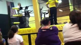 FWA Wrestling: Jamie Dundee/ Cody Lane vs. High Rollers