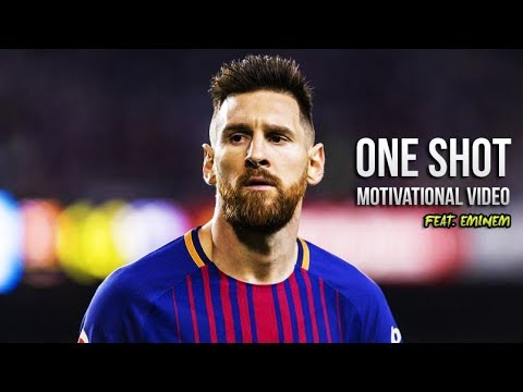 Lionel Messi – ONE SHOT • Motivational Video 2018 (HD)