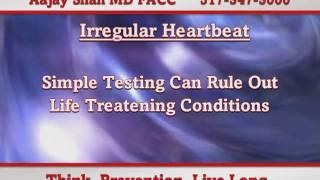 Aajay Shah-WILX - Irregular Heartbeat