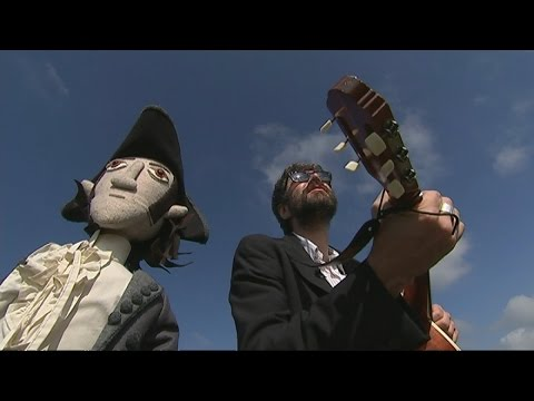 American Interior: Gruff Rhys in quest for