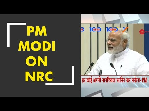 News 100: No Indian will have to leave the country, says PM Modi on NRC issue
