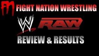 WWE Raw 1000th Review 7/23/12 (CM Punk attacks The Rock, 25+ Superstars Return)