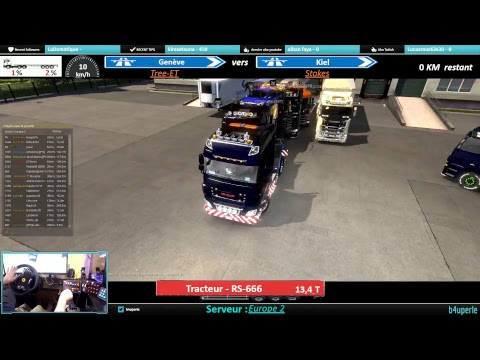 [FR] On continue l'event World of Truck