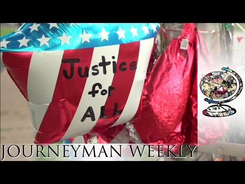 S. Korean Student Pressure, Ferguson Unrest and Migrants in Greece - Journeyman Weekly (10/08/2015)