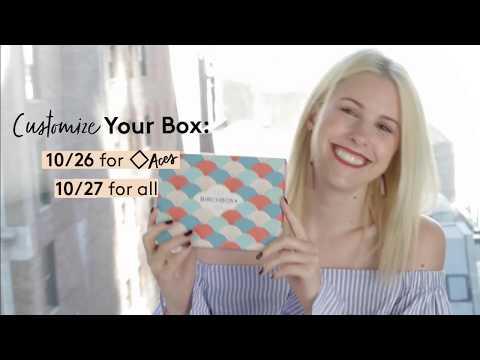 Birchbox - JOIN BIRCHBOX: http://birch.ly/1OLLiDr INSTAGRAM:... |