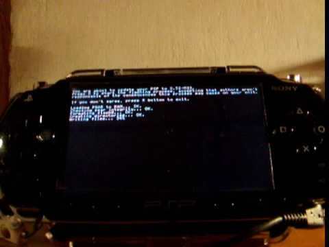firmware 3.52 m33-4 psp