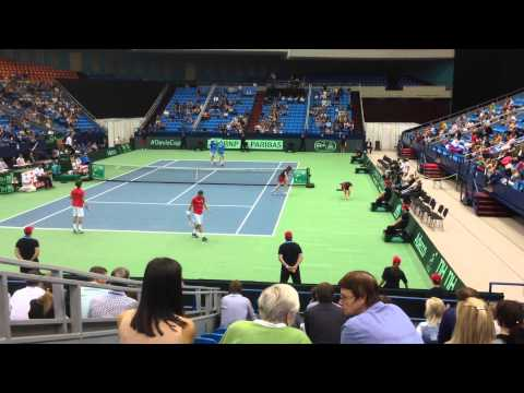 1.Tennis in Moscow
