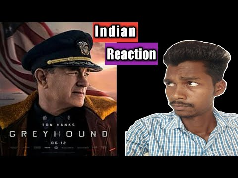 Greyhound Official Trailer In Cinemas June 2020 | Indian Reactions | Esau Baru