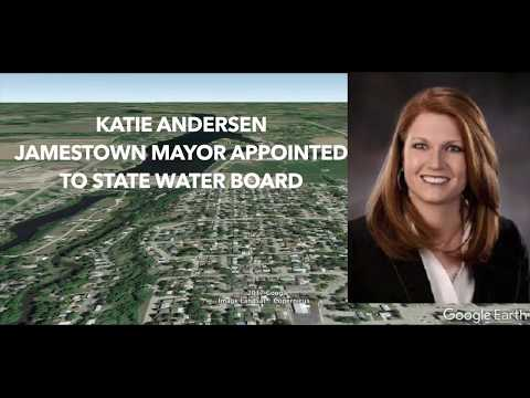 Jamestown Mayor Appointed To State Water Board