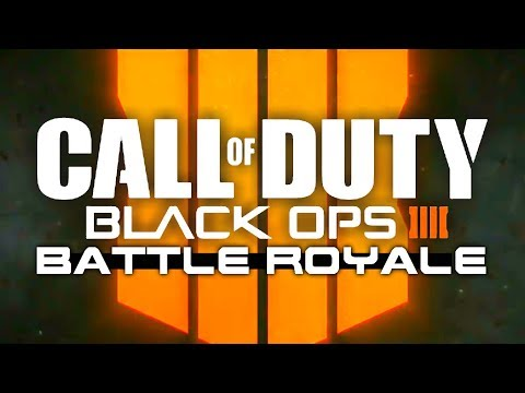 Black Ops 4 Battle Royale - The REAL Story!