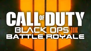The REAL Story of Black Ops 4: Battle Royale! (Everything You Need To Know)