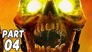 DOOM 4 Gameplay German PS4 #4 - Argent Einrichtung - Let's Play DOOM Deutsch (Doom 2016)