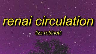 Download Lizz Robinett - Renai Circulation (English Cover) Lyrics | taking a chance cause i like you alot