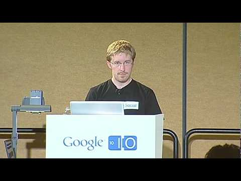 Google I/O 2010 - The open & social web