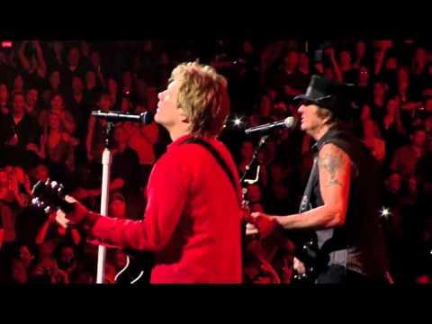 Bon Jovi  Live Captura de pantalla Quicken Loans Arena, Cleveland, OH,10 de Marzo 2013